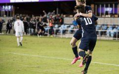 Varsity soccer wins stunner at Avaya