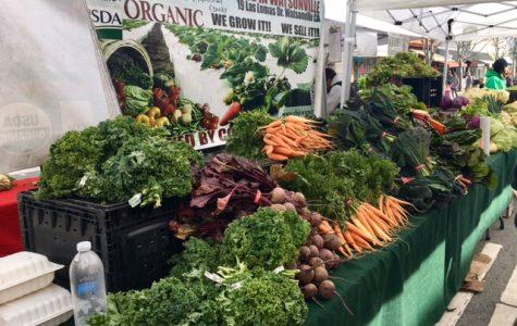 San Carlos Farmers' Market continues year round