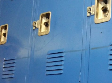 Faulty lockers lead to easy theft