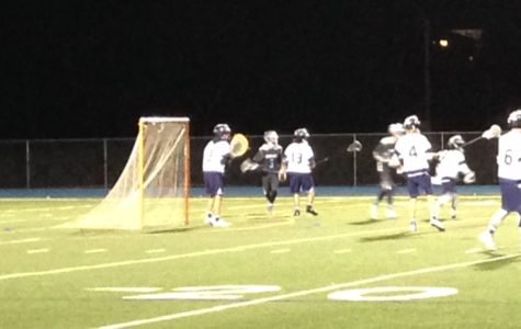 Boys varsity lacrosse starts the season strong