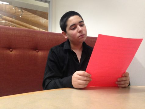 Students prepare for counselor appointments