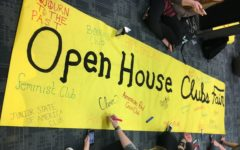 Clubs Fair meets Open House