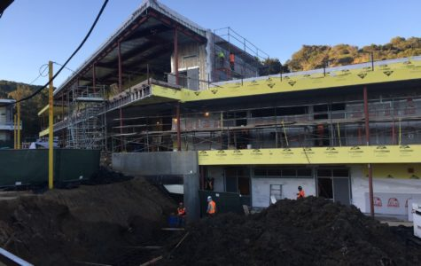 Students experience disruptions from construction