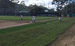 JV baseball dominates the Hillsdale Knights