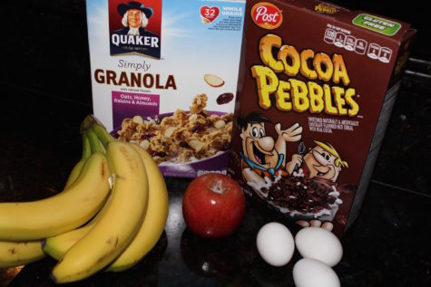 Students need a healthy breakfast to start their day