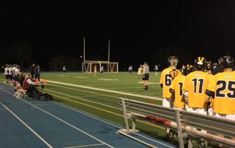 Mountain View Spartans dominate boys varsity lacrosse