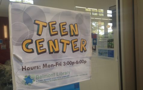 Belmont Library welcomes teens with various activities