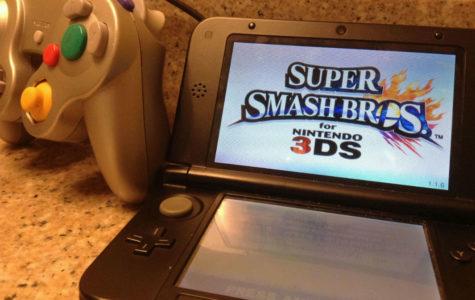 Super Smash Bros Club gets ready to battle