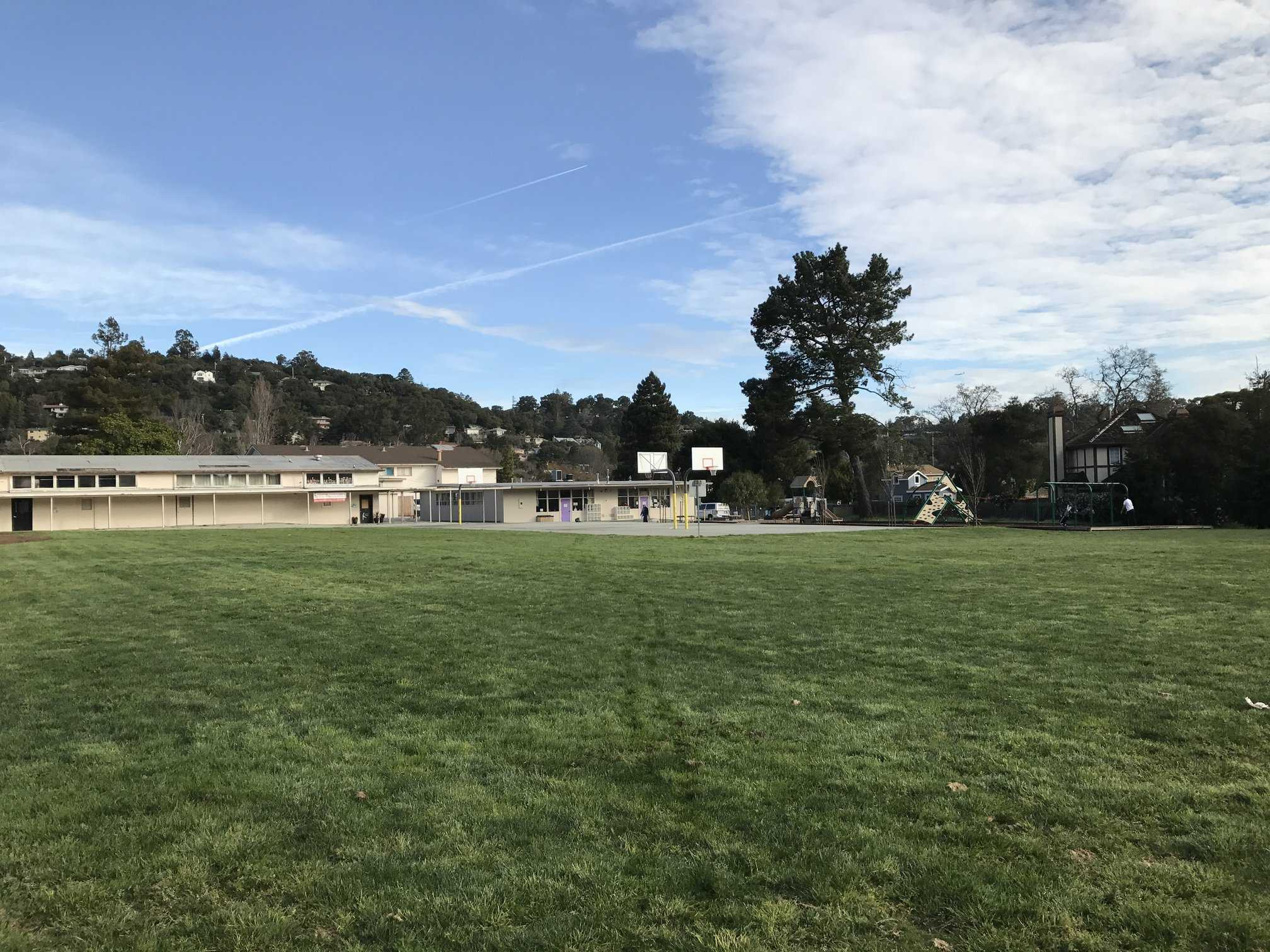 The City of Belmont and the Belmont-Redwood Shores School District are considering converting Barrett Community Center into a small elementary school to help resolve the overcrowding issues at the current schools in the district.