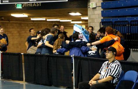 Deep Blue Robotics dives into competition