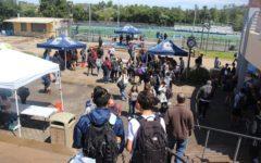 Health Fair replaces Club Carnival