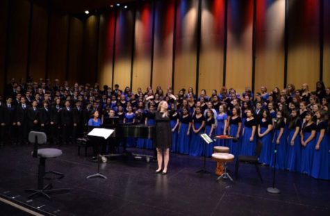 Choirs end the year with 'The Language of Song'
