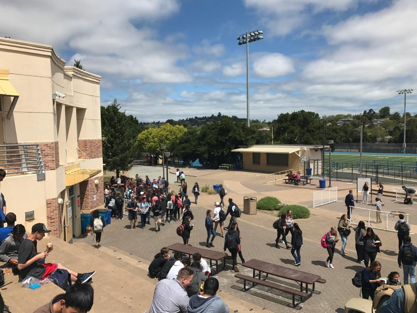 At Carlmont High School, many students participate in the many clubs that are available, ranging from all different interests and purposes.