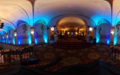 Carlmont winter formal at the Fox Theatre