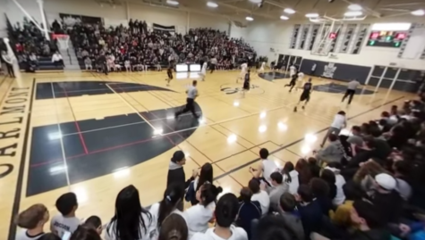 Carlmont vs. Sequoia basketball game