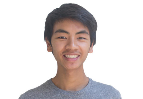 Photo of Connor Lin