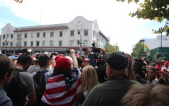 Citizen reporting takes over UC Berkeley protest