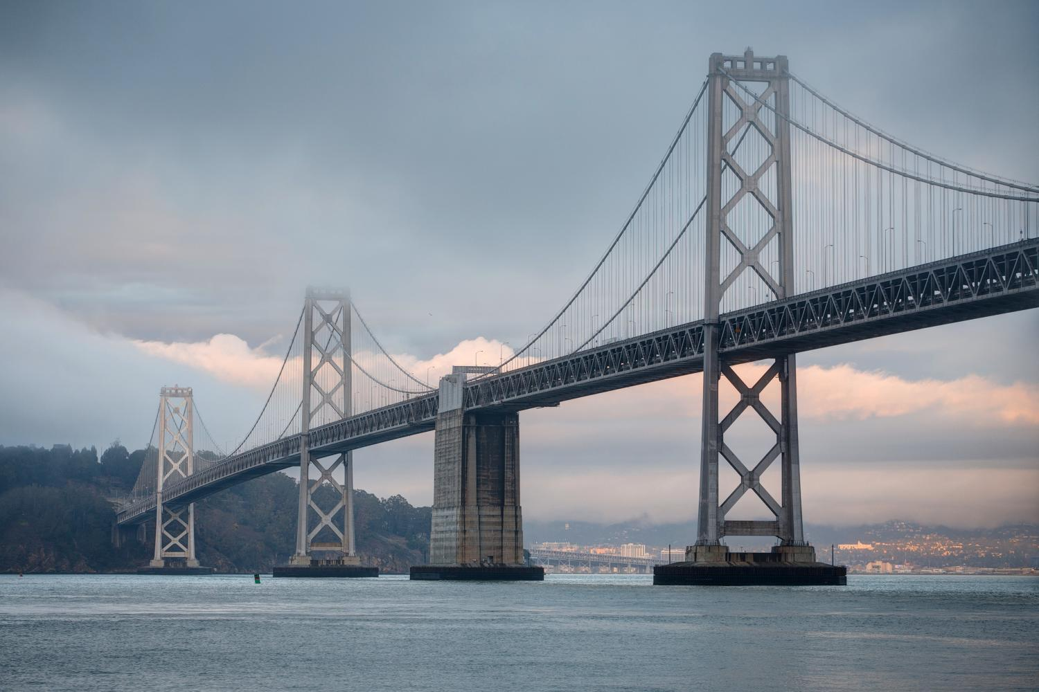 The+Bay+Bridge+stands+with+the+uncertainty+of+increased+tolls+that+frustrate+some+and+appeal+to+others.