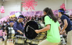 Students associate with school community through ASB