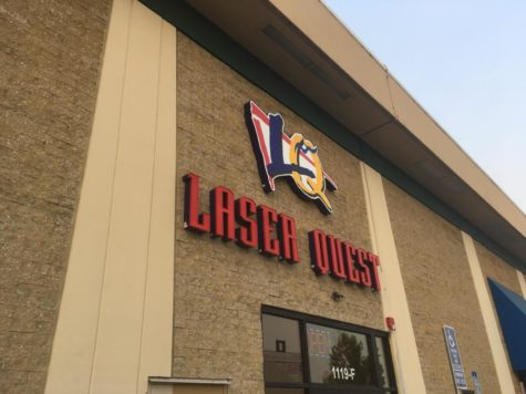 Laser Quest opens new location in San Carlos