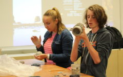 Ceramics Club puts a spin on lunch