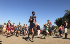 JV cross country holds their own at Crystal Springs competition