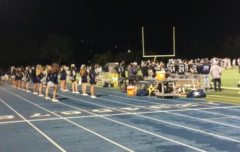 Cheer leads Carlmont as the only year-round sport