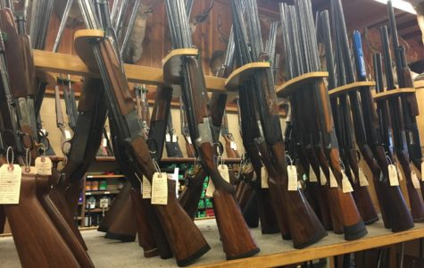 San Carlos community debates new gun store