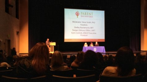Parent Education Night teaches anxiety management