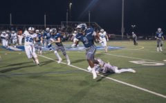 Varsity football falls to Sequoia in record-breaking season