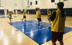 Girls' basketball season starts off in high spirits