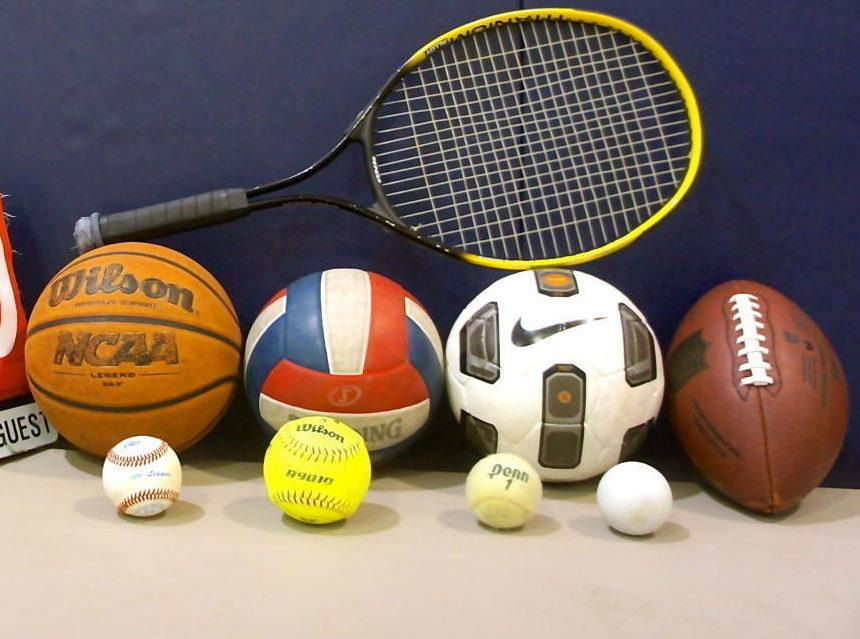 Many sports offer high school athletes chances at being recruited, such as basketball, volleyball, and soccer.