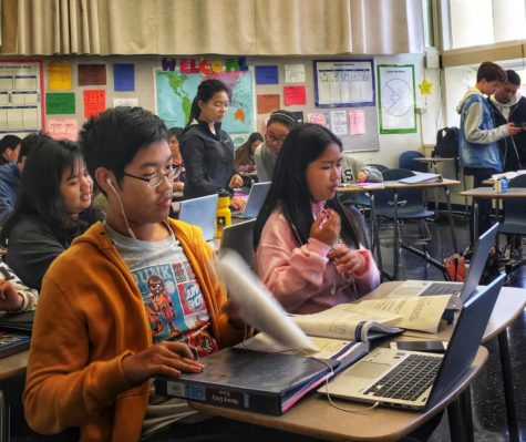 International students make connections through ELL
