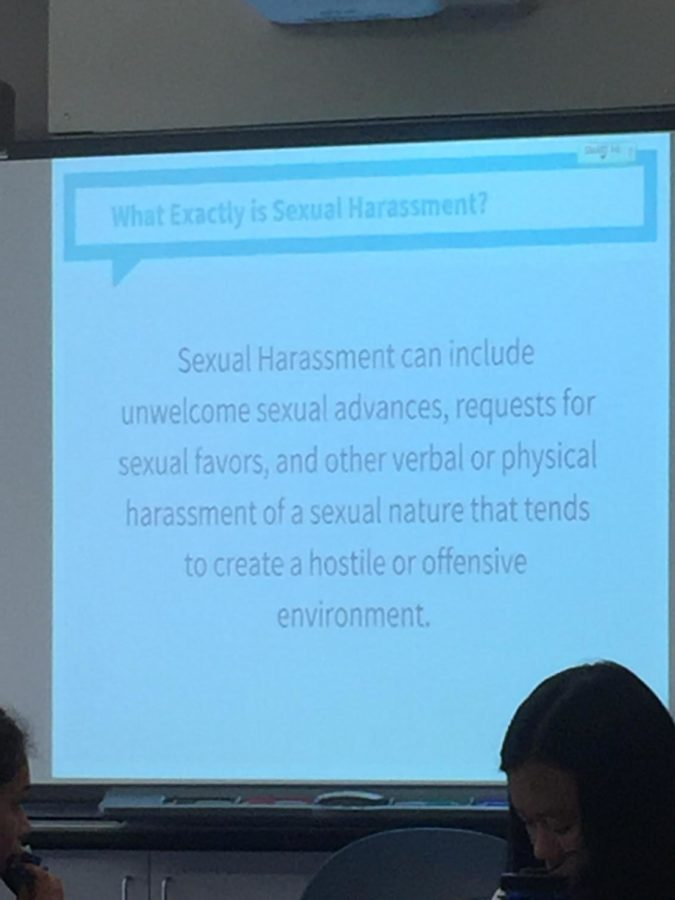 Feminist+Club+examines+the+definition+of+sexual+harassment.