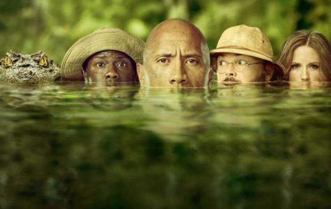 'Jumanji: Welcome to the Jungle' is a pleasure to watch