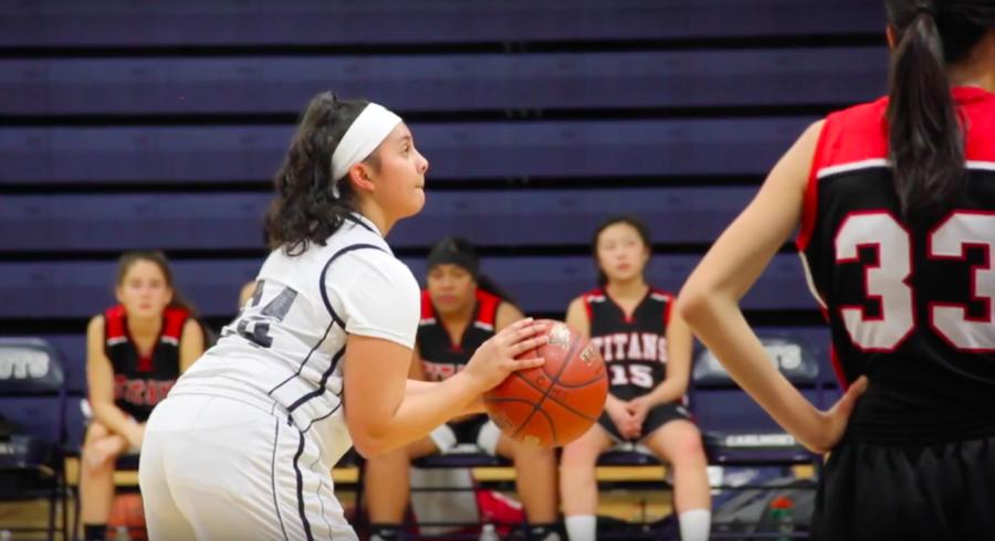 JV girls' basketball starts season off strong