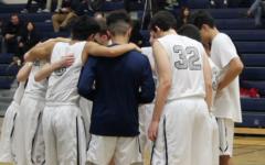 Varsity boys' basketball defeats Burlingame