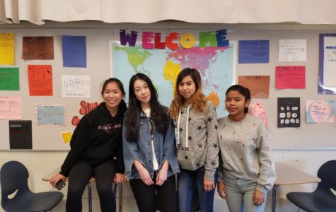 International Club promotes unity and mutual support