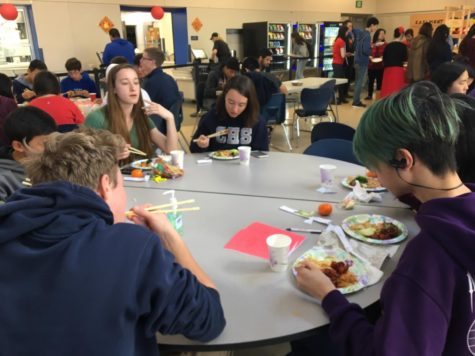 Art Club spreads creativity at Carlmont