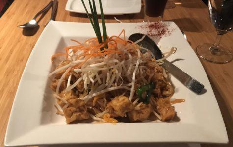 Sweet Basil Thai serves modern, comforting plates