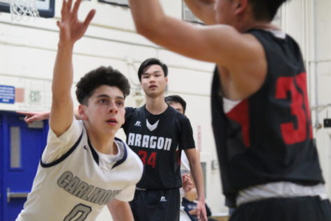 JV boys' basketball team finishes their season strong