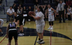 Varsity girls' basketball defeated by Sequoia
