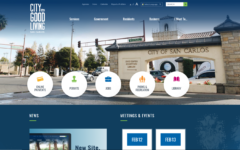 City of San Carlos releases new website