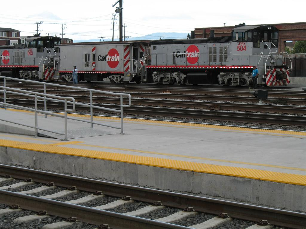The Caltrain Business Plan was prompted by Caltrain's modernization project which aimed to electrify the trains.