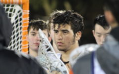 Boys' varsity lacrosse faces defeat at the hands of a new rival