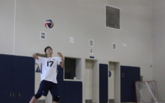 JV boys' volleyball serves up sweep against visiting Vikings