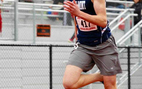 Carlmont's track team falls short in their second meet
