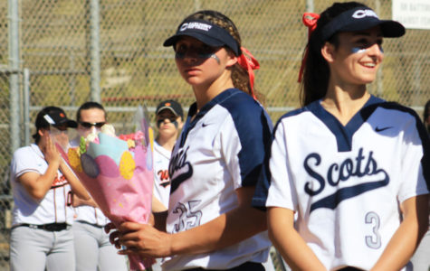 Varsity softball continues their winning streak in memory of Jim Liggett