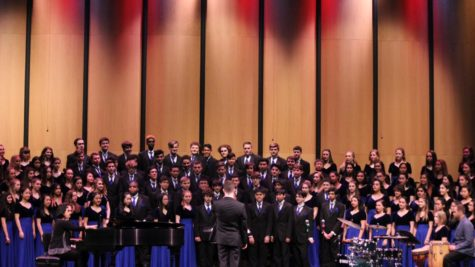 Choir gets new music for Winter Concert
