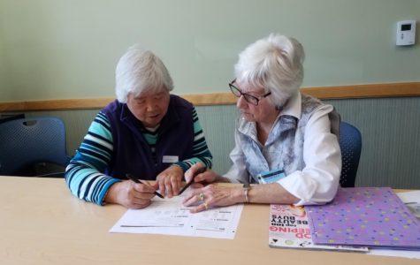 Immigrants learn English at San Carlos Library's ESL Club
